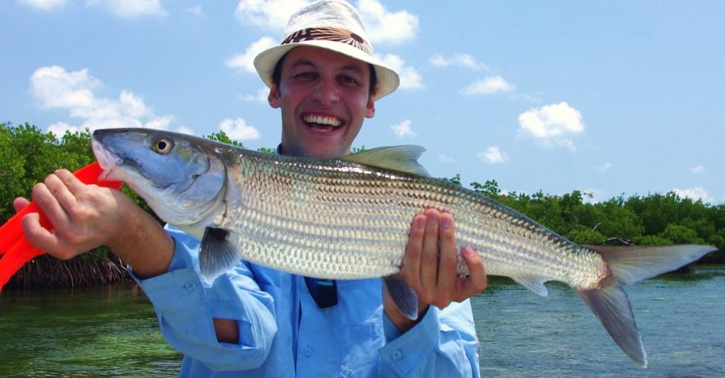 Miami bonefishing guide biscayne bay bonefishing for Fish native to florida