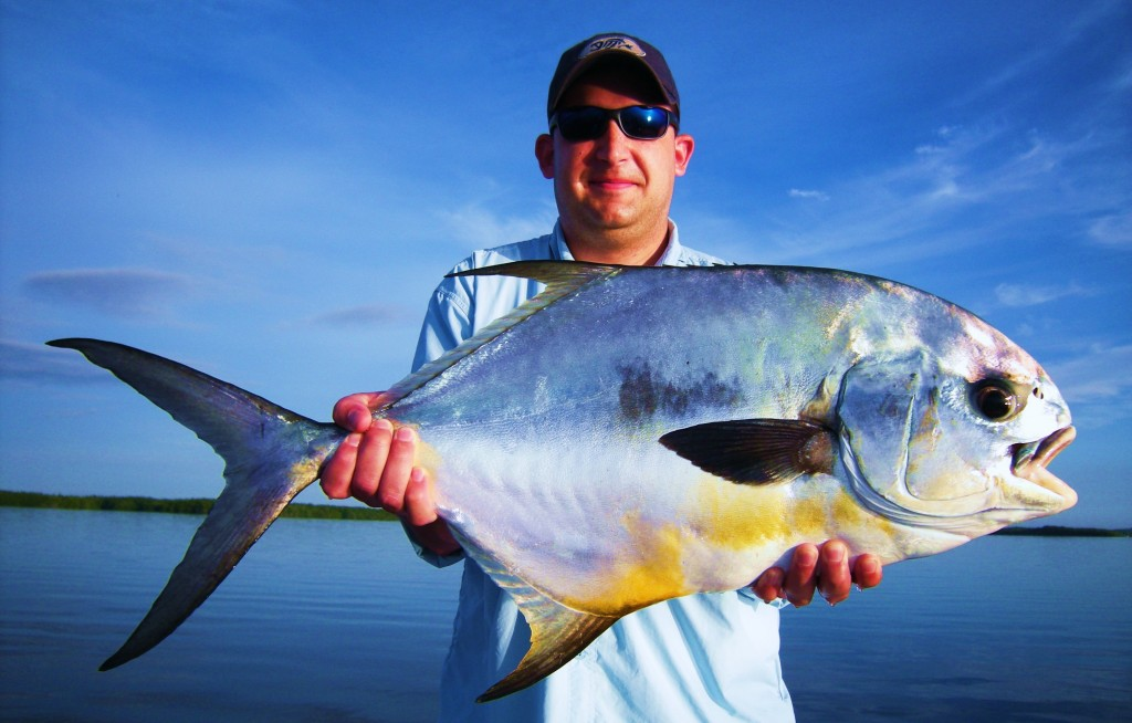 Miami permit fishing permit guide miami fl miami for Fly fishing miami