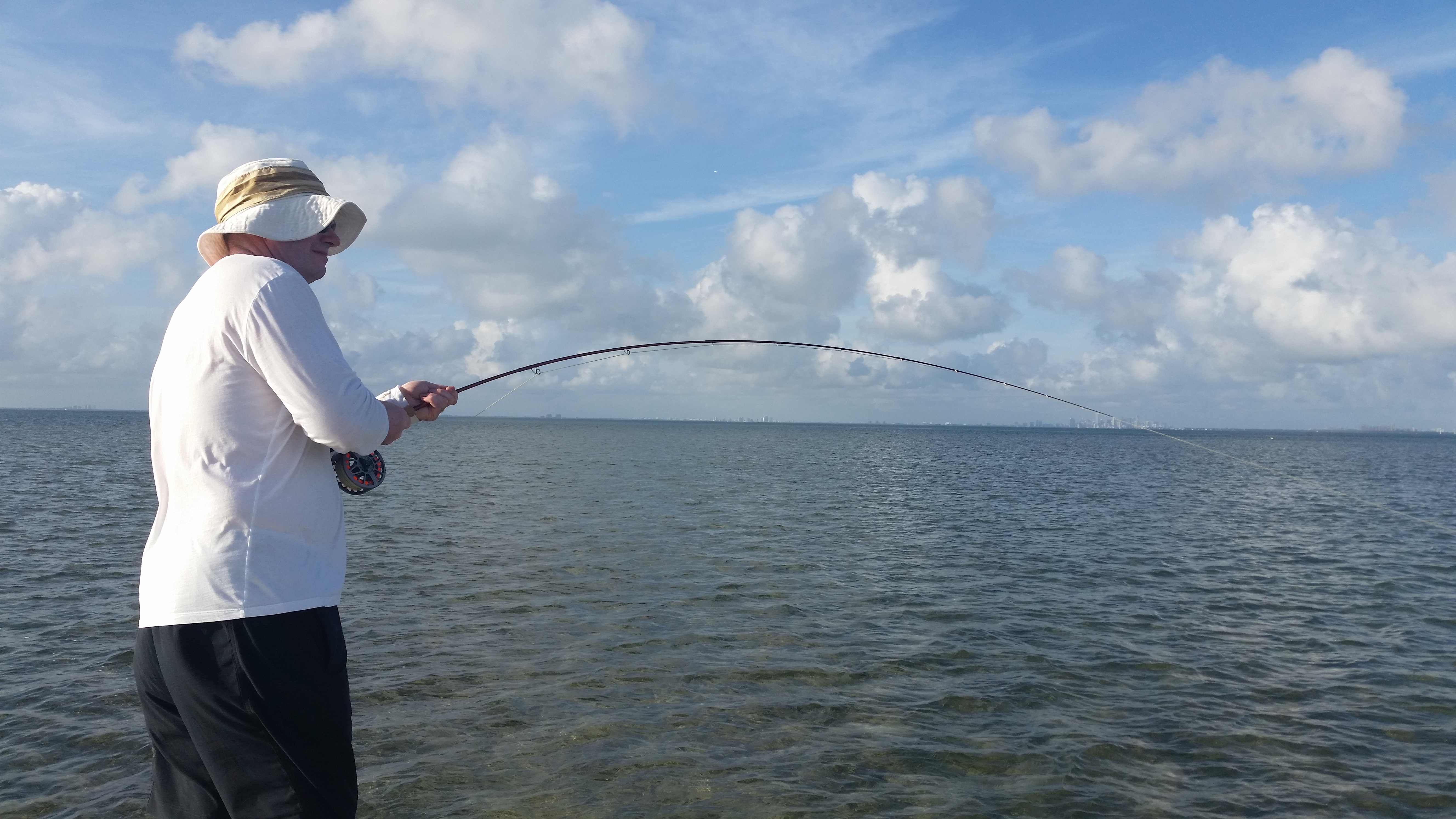 a personal story about fishing